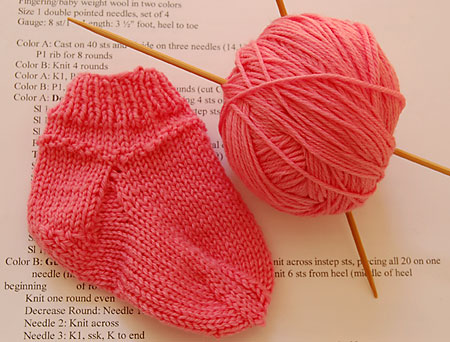 NewbornSocks052809