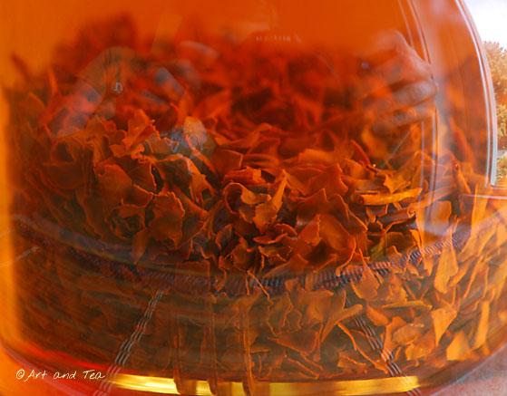 Kaimosi Estate Kenya tea Steep 8-17-13