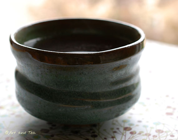 Oolong Extra Fancy in Teabowl 08-31-