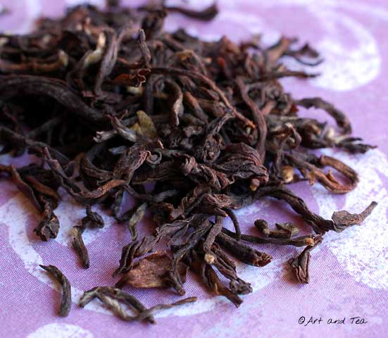 Jungpana Estate 2nd Flush Darjeeling Dry 09-28-13