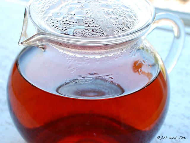 Keemun Xiang Luo Teapot 09-07-13