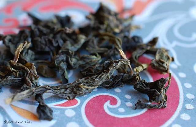Pouchong Dry Leaf 09-14-13