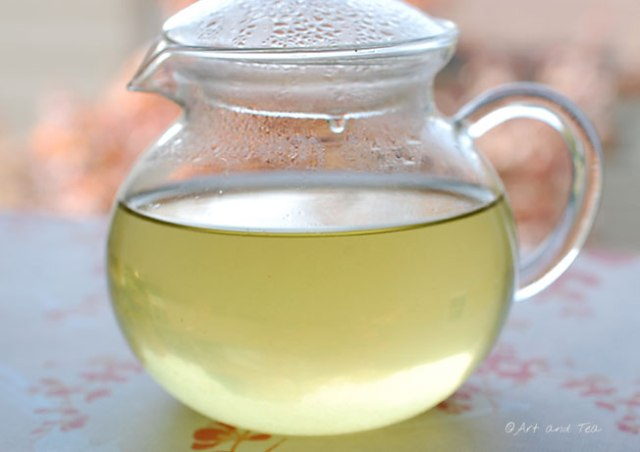 Iccha Kariban Teapot 10-19-13