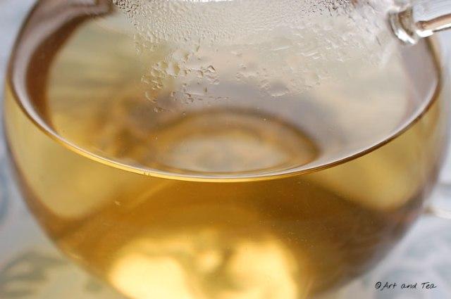 White Mao Feng Teapot 10-12-13