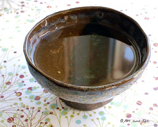 Eastern Beauty Oolong Tea Bowl 11-30-13