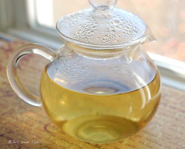 Huang Jin Gui Oolong Teapot 11-23-