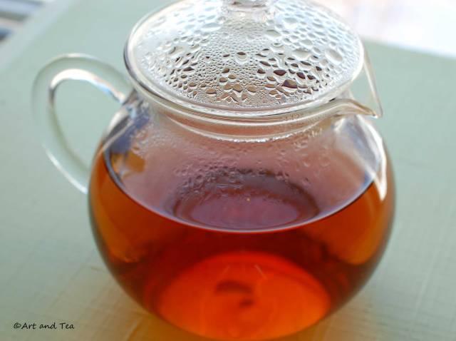 Iyerpadi Estate Nilgiri Teapot 03-01-14