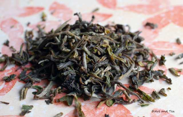 Balasun First Flush Darjeeling Dry Leaf 04-26-14