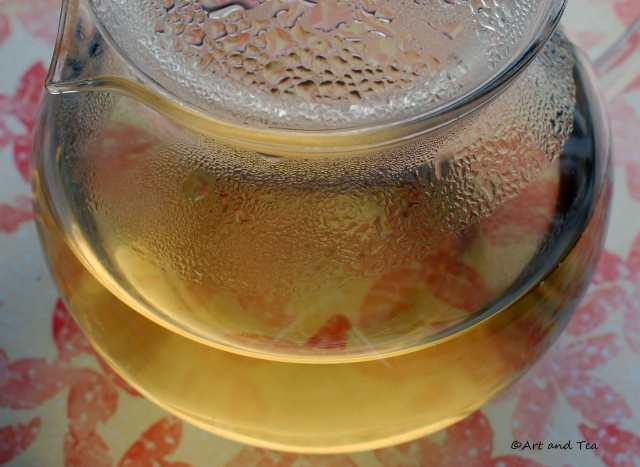 Balasun First Flush Darjeeling Teapot 04-26-14