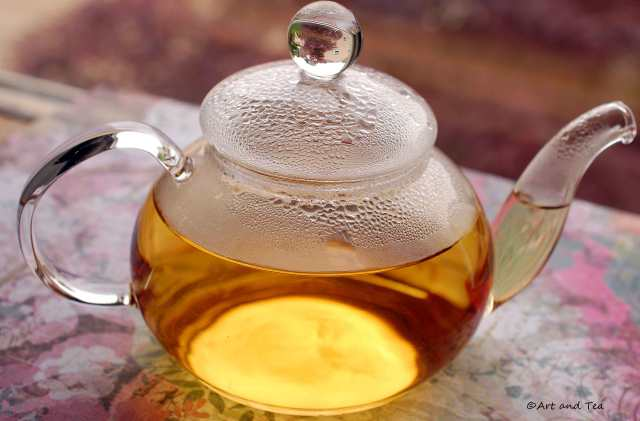 GABA Oolong Teapot 05-24-14