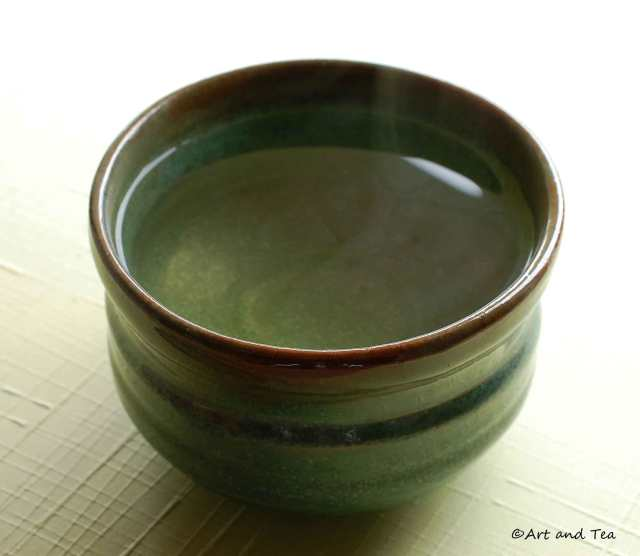 PCM Fairy Oolong Tea Bowl 06-14-14