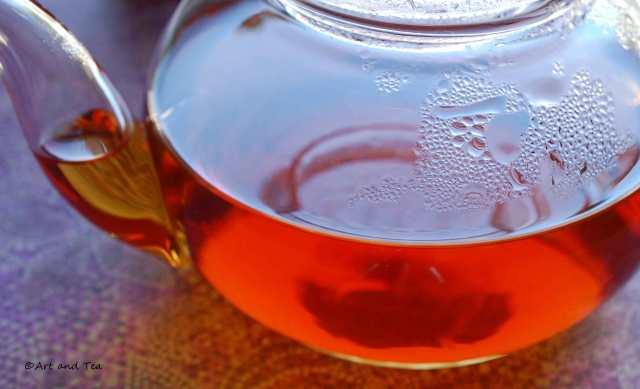 St James Estate Ceylon Teapot 07-05-14