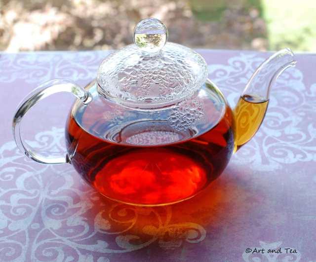 Black TGY Teapot 08-30-14