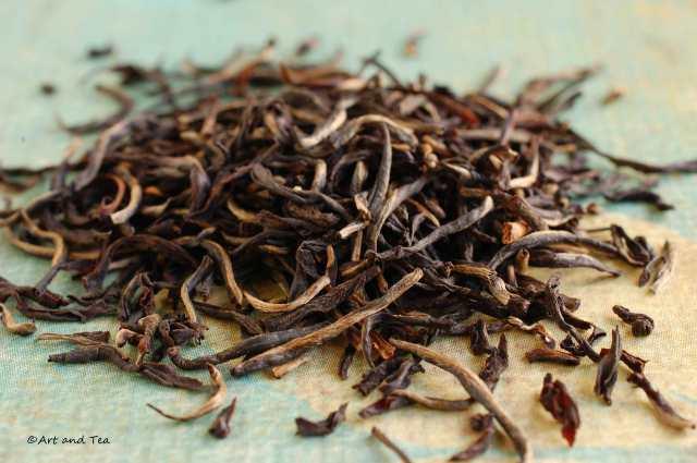 New Vithanakande Ceylon Dry Leaf 08-23-14