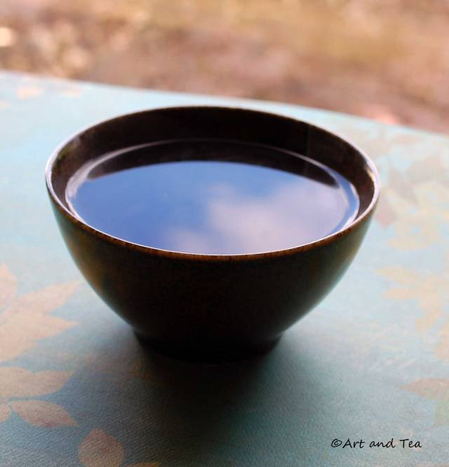 New Vithanakande Ceylon Tea Bowl 08-23-14