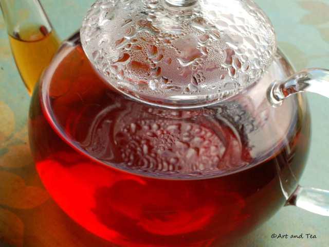 New Vithanakande Ceylon Teapot 08-23-14