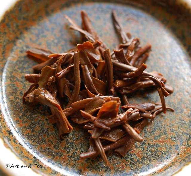 New Vithanakande Ceylon Wet Leaf 08-23-14