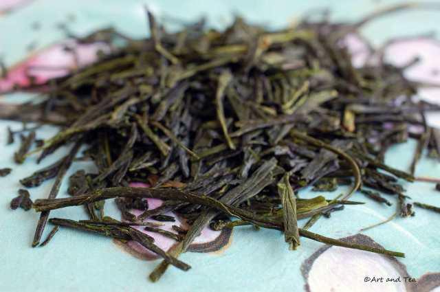 Saemidori Sencha Dry Leaf 08-09-14