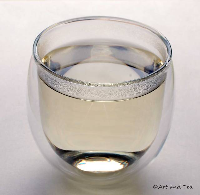 Huangshan Mao Feng Tea Glass 09-13-14