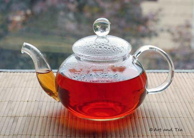 Puttabong BOP Teapot 10-11-14