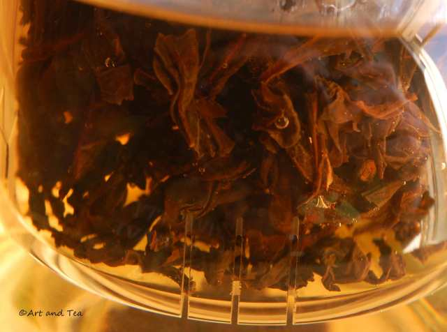 Water Fairy Oolong Steep 11-08-14