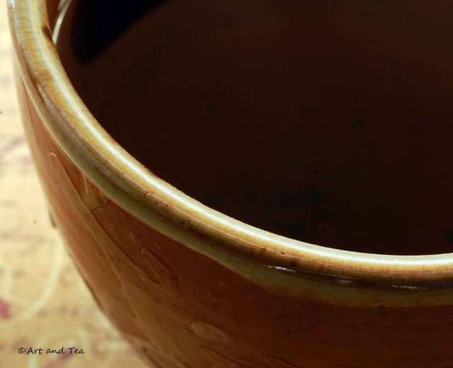 Water Fairy Oolong Tea Bowl 11-08-14