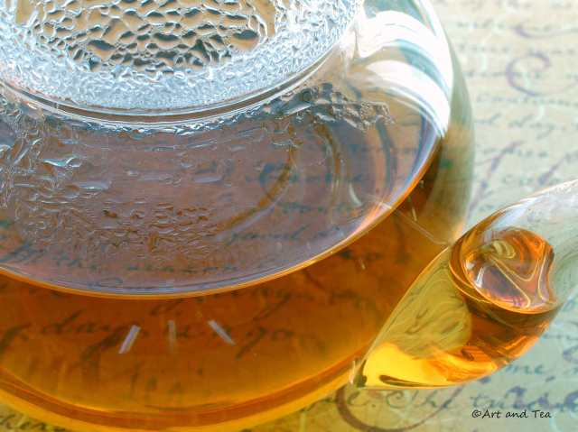 Water Fairy Oolong Teapot 11-08-14