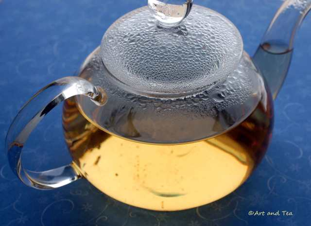 Select TGY Oolong Teapot 01-24-15