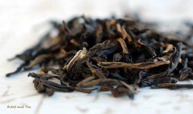 Yunnan FOP Select Dry Leaf 01-10-15