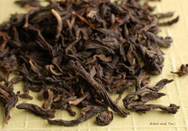 Keemun Ji Hong Dry Leaf 03-21-15
