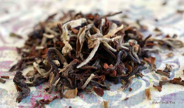 Thurbo Estate 2F Darjeeling Dry Leaf 03-07-15