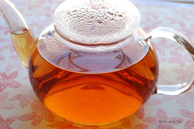 Assam Oolong Teapot 04-11-15
