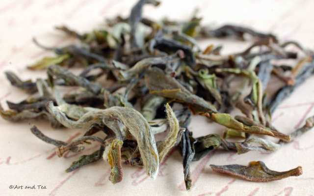 Risheehat Est. FF Darjeeling Dry Leaf 04-04-15