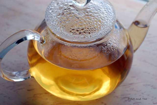 Risheehat Est. FF Darjeeling Teapot 04-04-15