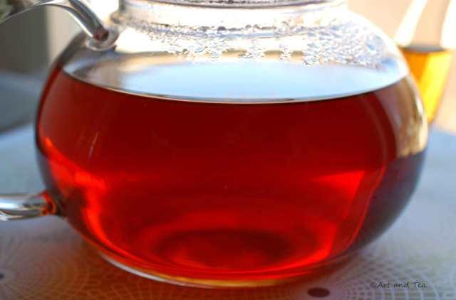St  Clair Ceylon Teapot 04-25-15